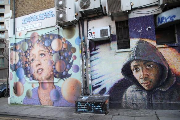 Not your standard graffiti - this stuff is world-class!