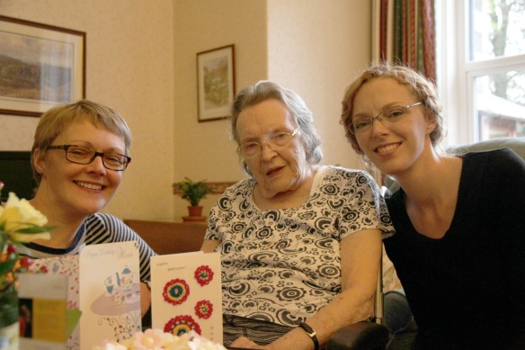 Going to miss you Gran.